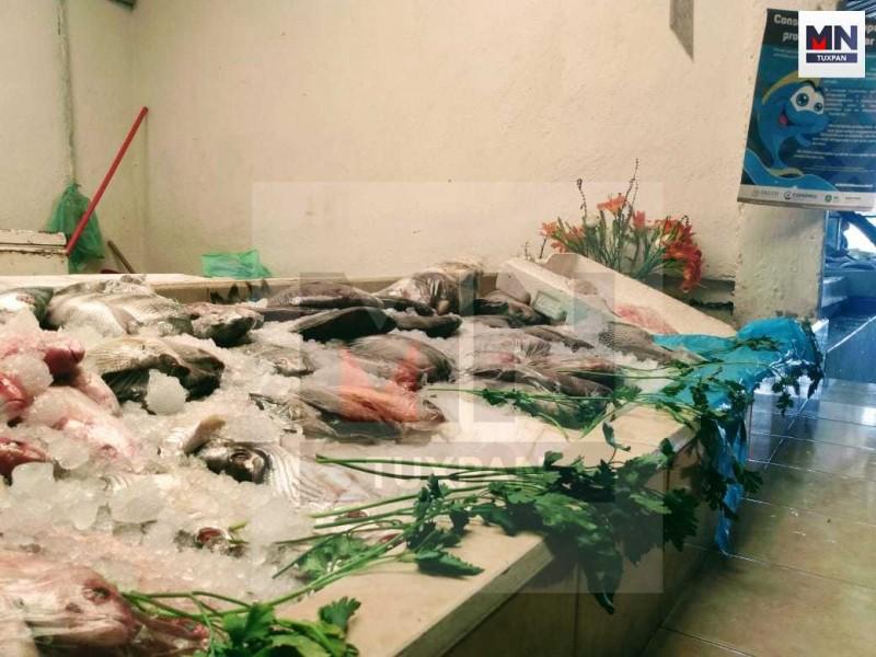 Pescados y mariscos en mal estado, riesgos para la salud