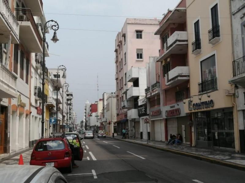 Pese a Decreto Oficial Veracruz no cierra calles