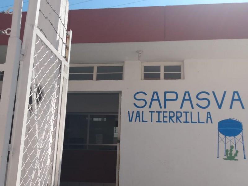 📹Descartan condonación de pago de agua potable en Valtierrilla