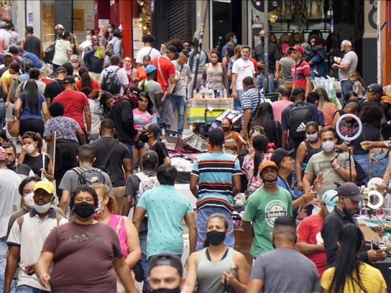 Pese a incremento Covid-19, Sao Paulo relaja restricciones sanitarias