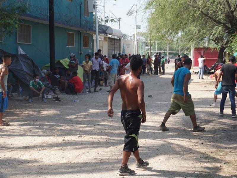 Pese a operativos el flujo migratorio continúa