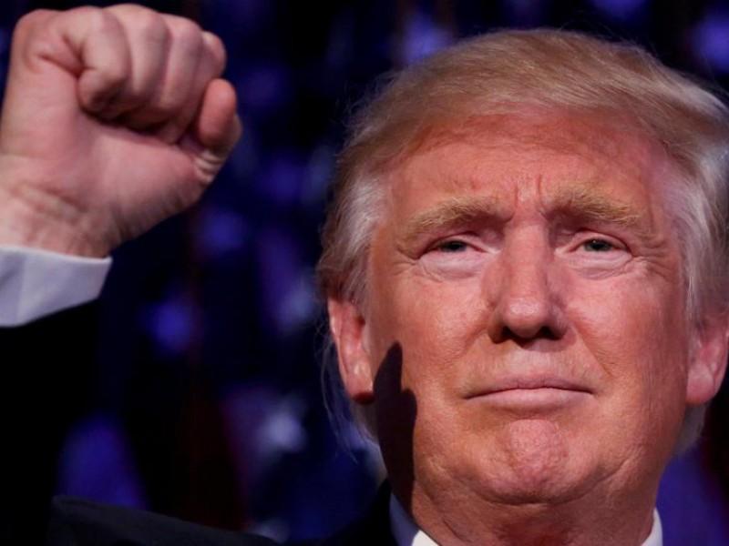Pese a perdidas, Trump proclama 'gran victoria' electoral