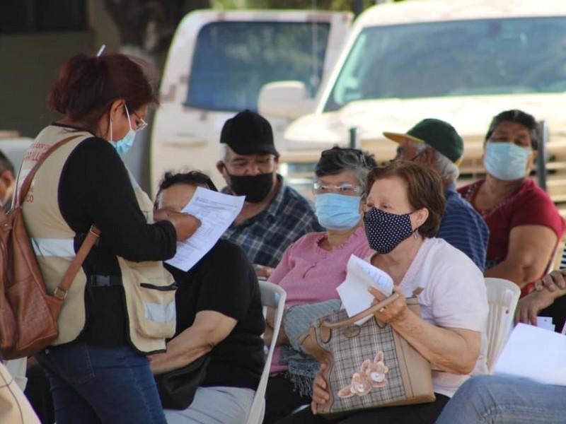 Pese a retrasos, este día culmina la vacunación en Etchojoa
