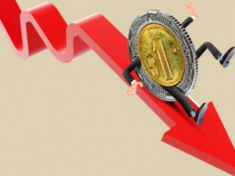 Peso inicia este martes perdiendo frente al dólar
