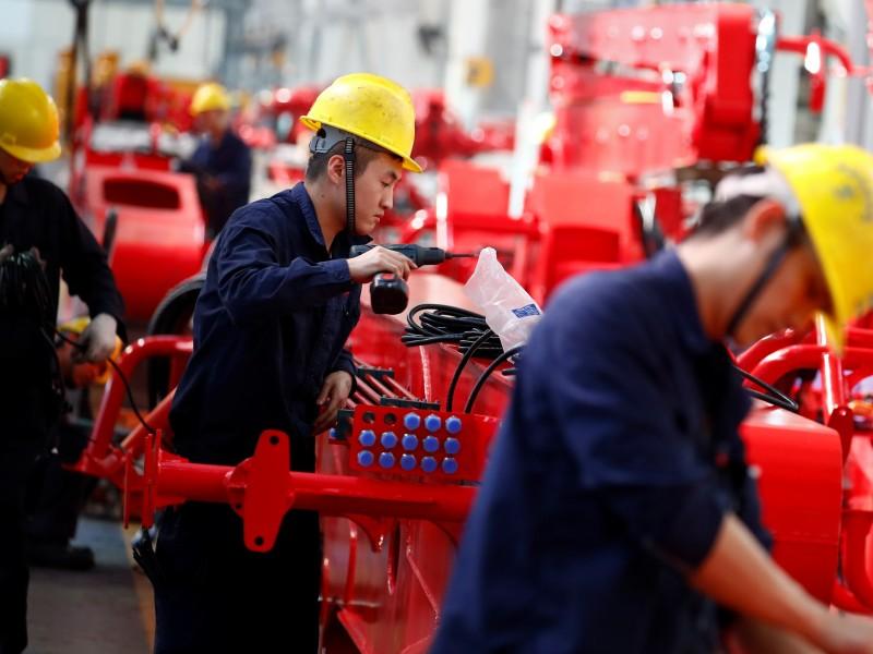 PIB trimestral de China alcanza nuevo máximo con el 18.3%