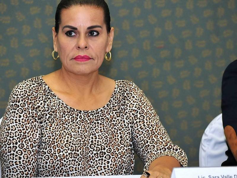 Pide alcaldesa Sara Valle acelerar procesos en Contraloría