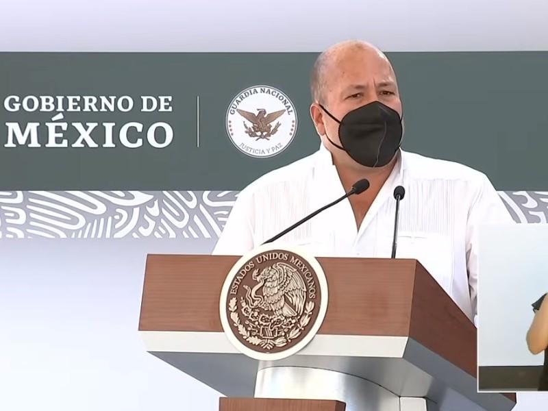 Pide Alfaro más vacunas para Jalisco, y revisión de criterios