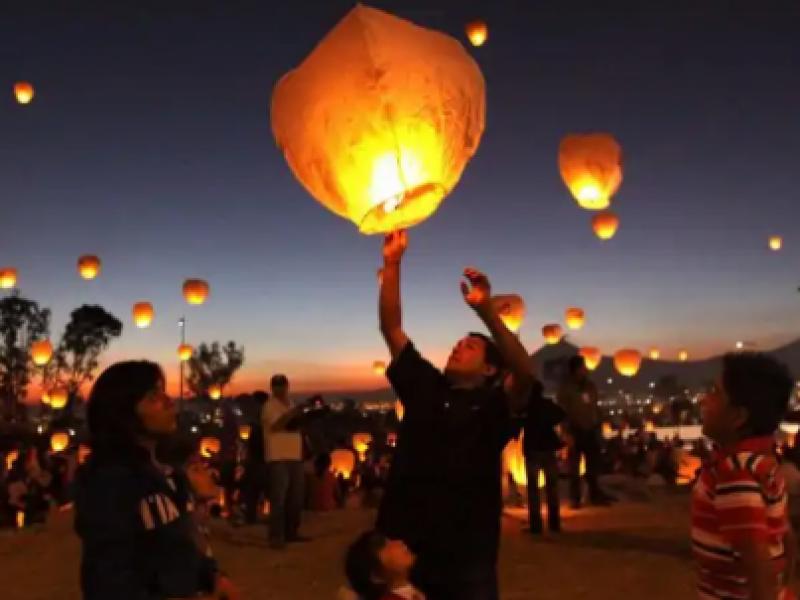 Pide bomberos evitar globos de Cantoya