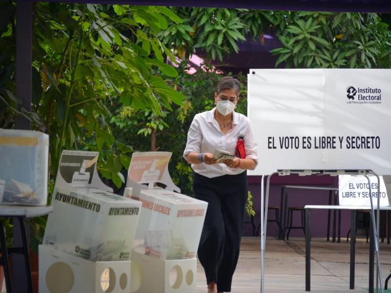Pide Dolores Pérez seguridad durante proceso electoral