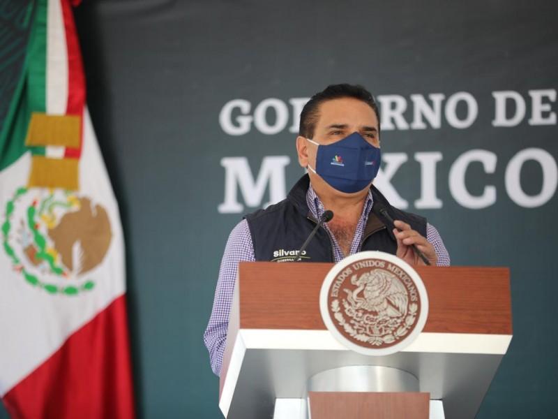 Pide gobernador avanzar en proceso de federalización de nómina educativa