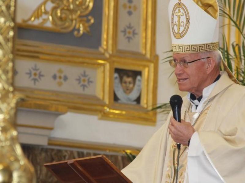 Pide iglesia católica apoyo para desplazados