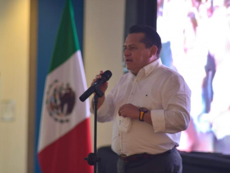 Pide líder del Sol Azteca reforzar medidas para garantizar elecciones