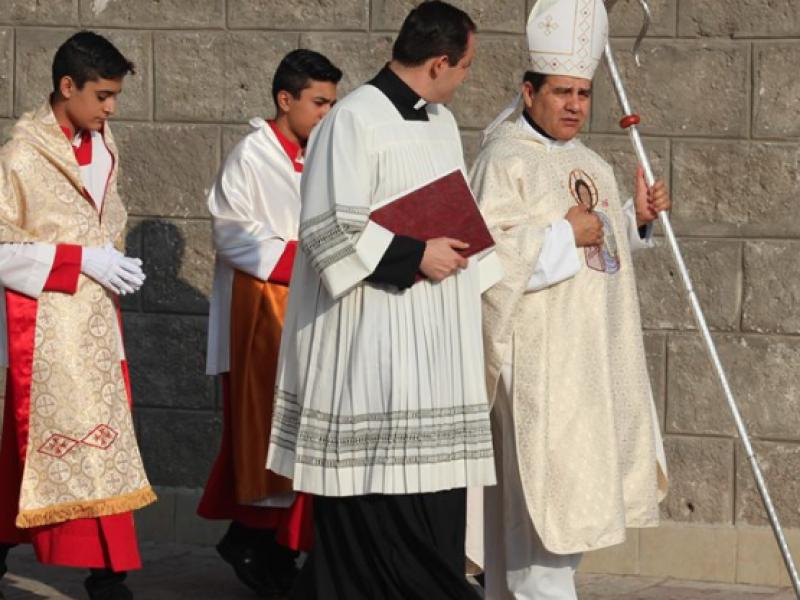 Pide Obispo a ciudadanos ser humanitarios con migrantes