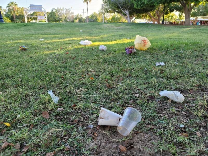 Pide Obras Públicas disminuir contaminación del suelo