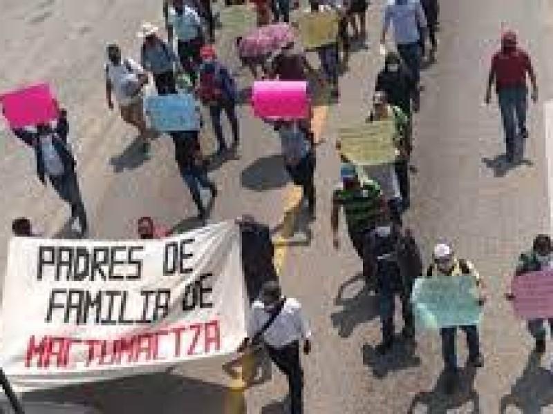 Pide ONU se garanticen derechos humanos de normalistas chapanecos