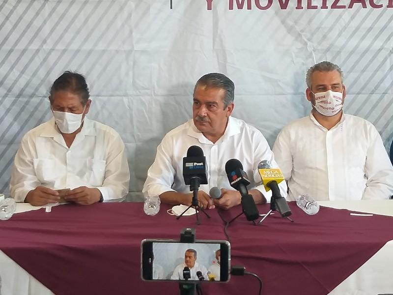 Pide Raúl Morón a TEPJF que resuelva directamente impugnación