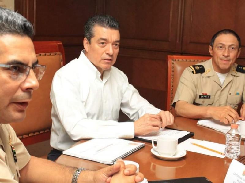 Pide RE instalar mesas de seguridad en Municipios