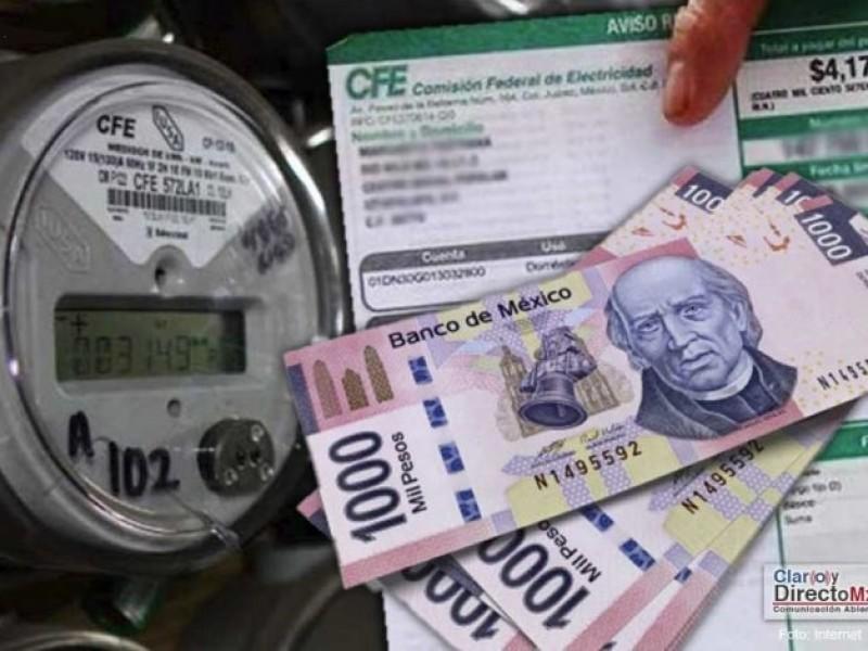 Pide Senadora Gloria Nuñez descuentos para tarifas de energía eléctrica