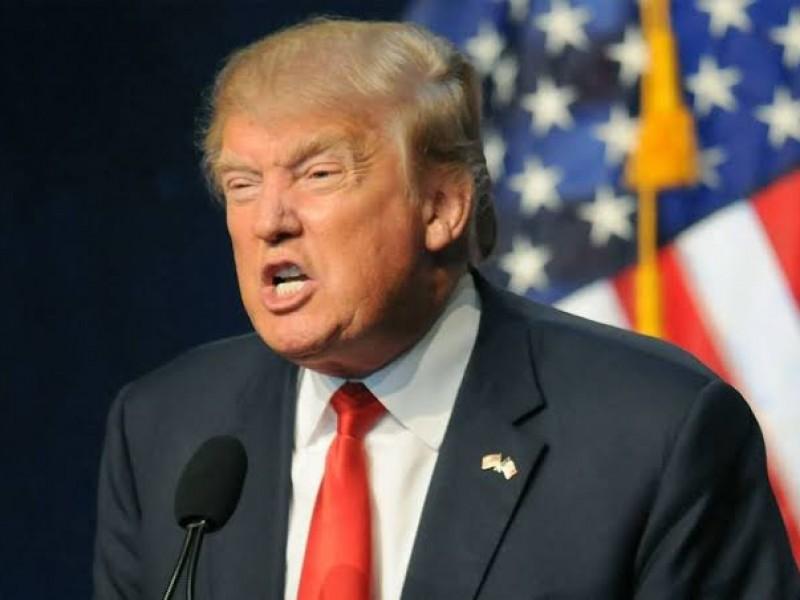 Pide Trump fijarse en Covid-19 en México, no en EstadosUnidos