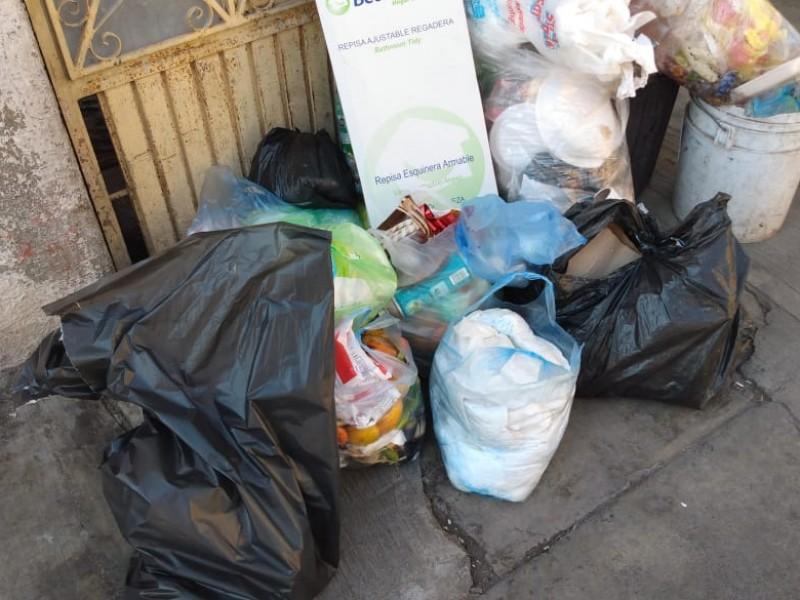 Piden a ciudadanos marcar basura de pacientes COVID
