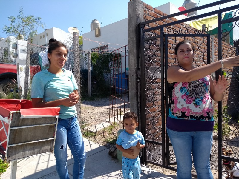 Piden apoyo de seguridad en Vista Esmeralda
