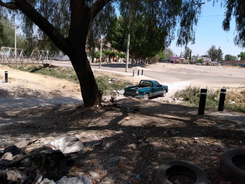Piden atención en Arroyo del Muerto en Deportiva II