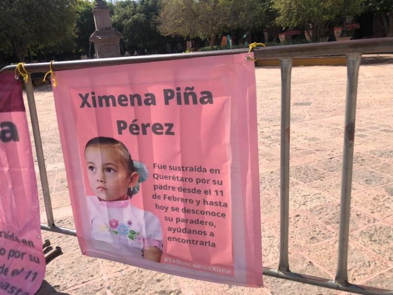 Piden ayuda para localizar a Ximena Piña; denuncian sustracción