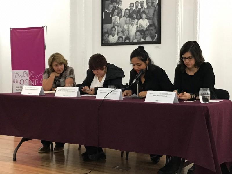 Piden colectivos segunda declaratoria de Alerta de Género
