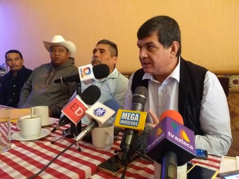 Piden declaratoria de emergencia para Tomatlán por cultivos