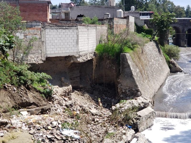 Piden desalojo a vecinos de La Providencia por posibles colapsos