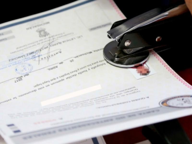 Piden digitalizar trámite de carta de no antecedentes penales