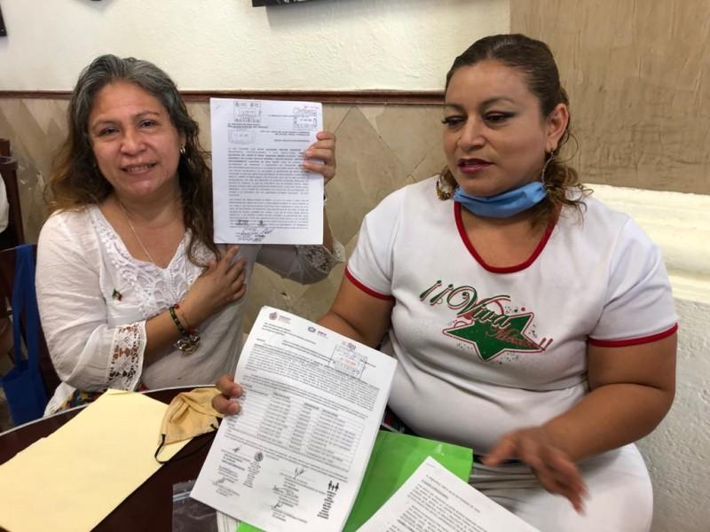 Piden escrituras para escuela de Veracruz