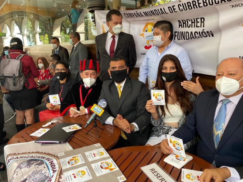 Piden hacer conciencia sobre el uso del cubrebocas durante pandemia