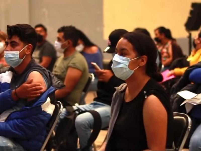 Piden jornadas extraordinarias de vacunación anticovid en Tangancícuaro