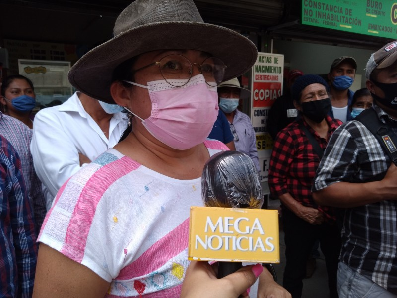 Piden liberación de líder campesino acusado de ecocidio
