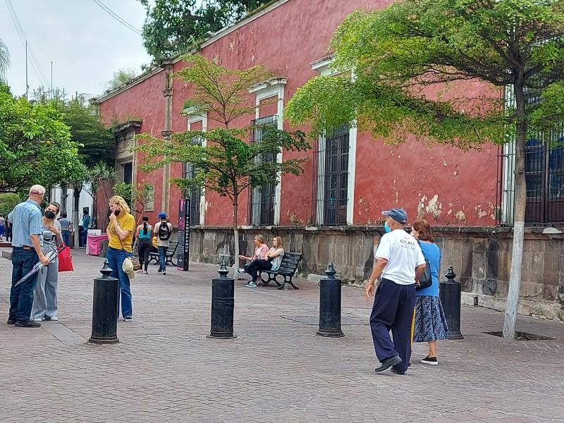 Piden mejor seguridad y luminarias en centro de Tlaquepaque