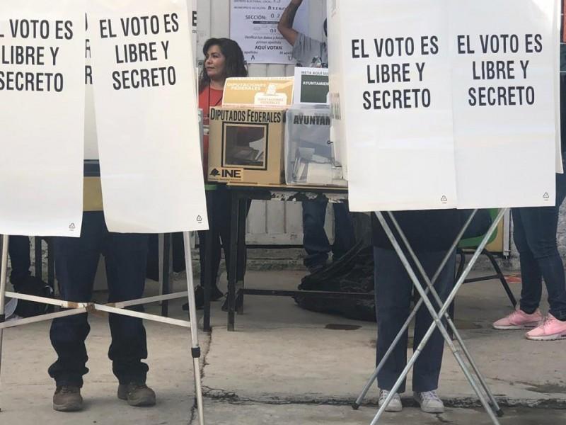 Piden mujeres piso parejo en próximos comicios electorales