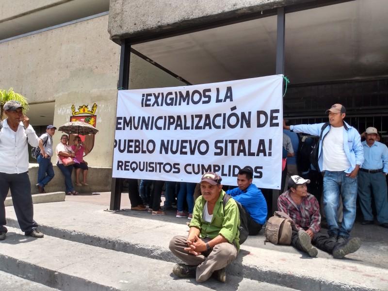 Piden nuevo municipio Sitalá sumido en pobreza extrema