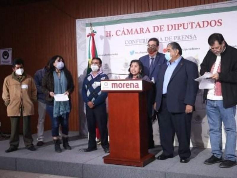 Piden observadores de CNDH en toma de protesta de Coyomeapan