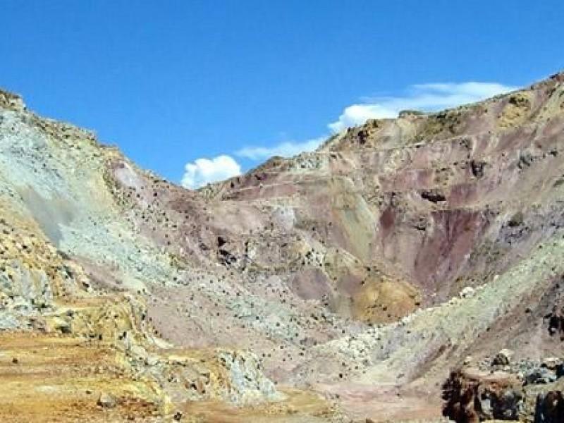 Piden pobladores cerrar mina Santa Fé