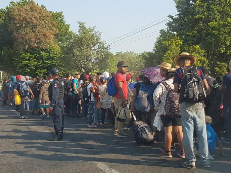 Piden protección para personas migrantes con COVID-19