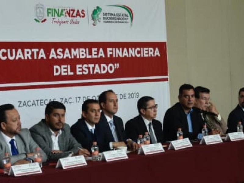 Piden prudencia a municipios en adelanto de participaciones