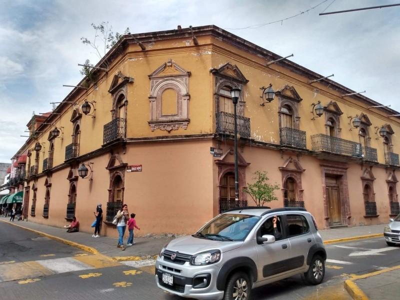 Piden reactivar Casona Pardo en Zamora