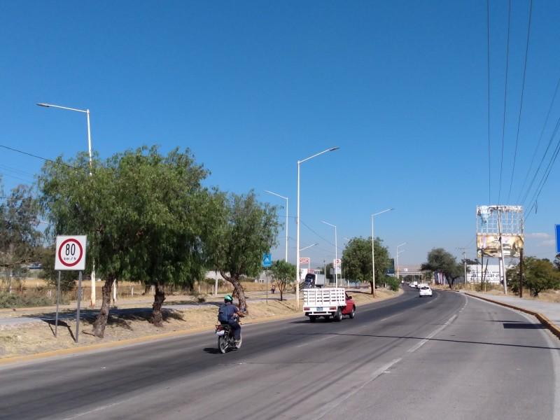 Piden reductores de velocidad en carretera León-San Francisco del Rincón