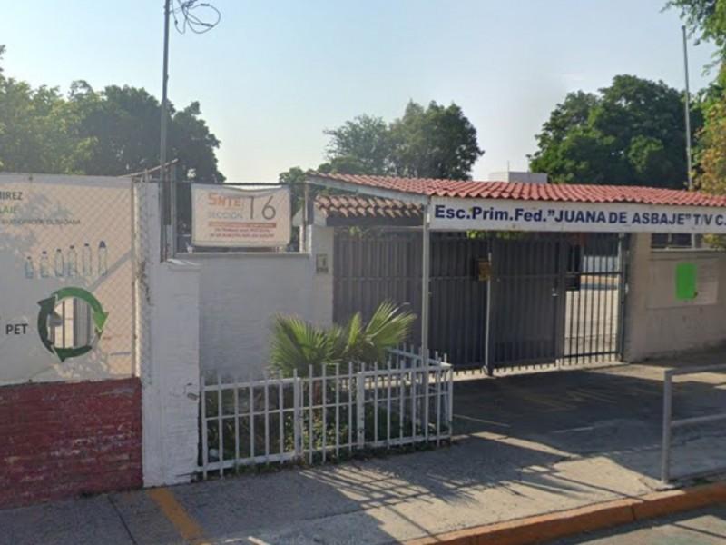 Piden rehabilitar primaria Rafael Ramírez en el Oriente de Guadalajara