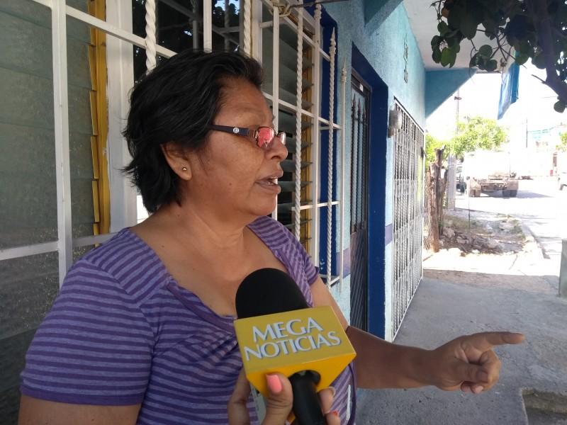 Piden reparación de drenajes en colonia Xamaipac