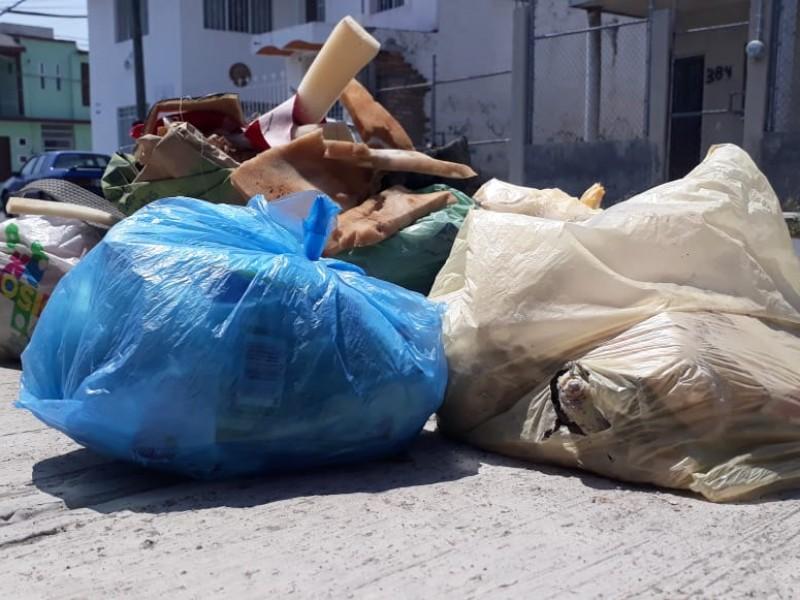 Piden reportar acopios de basura no autorizados