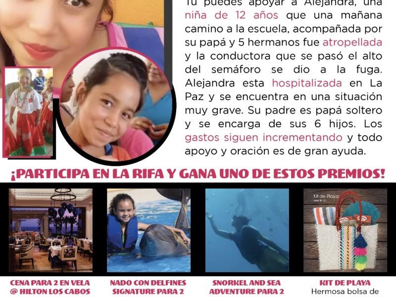 Piden se esclarezca el caso de Alejandra