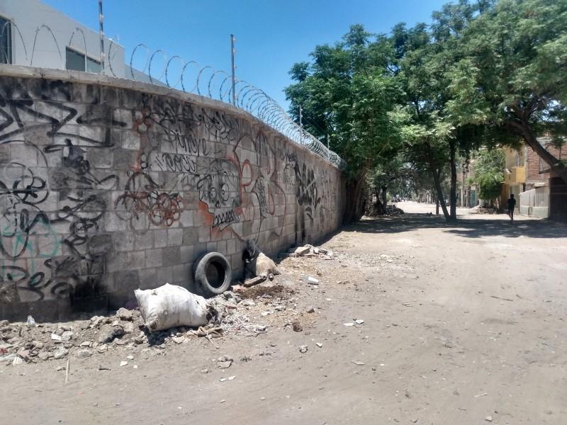 Piden seguridad en la colonia Rivera del Río