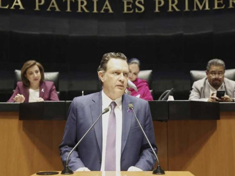 Piden senadores acciones contra coronavirus
